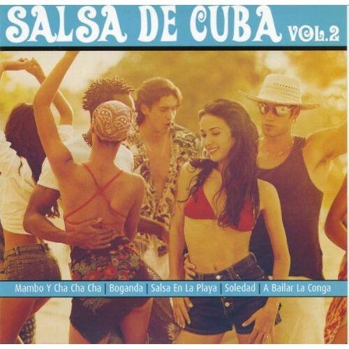Various - Salsa - Salsa de Cuba Vol.2 - Preis vom 28.07.2021 04:47:08 h