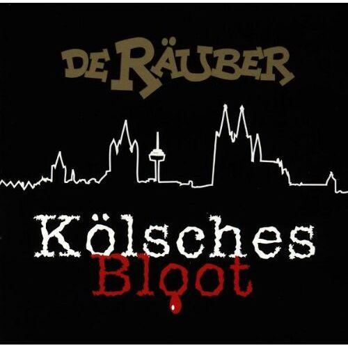 de Räuber - Kölsches Bloot - Preis vom 15.06.2021 04:47:52 h