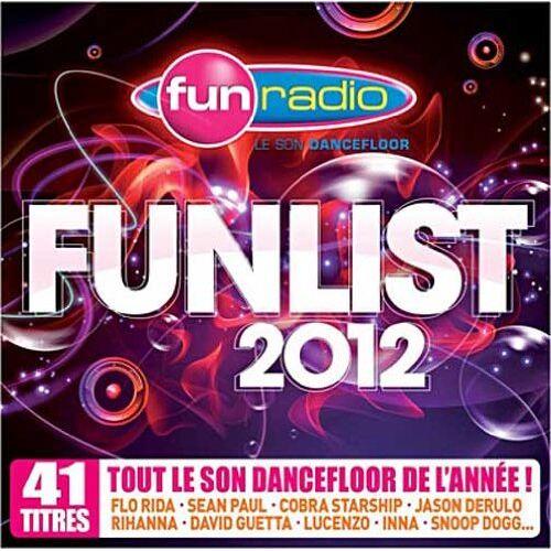 Various - Funlist 2012 - Preis vom 19.06.2021 04:48:54 h