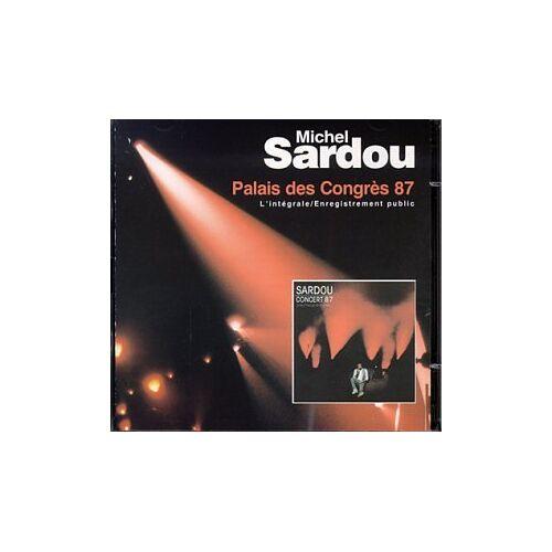 Michel Sardou - Palais des Congres 87 - Preis vom 12.06.2021 04:48:00 h