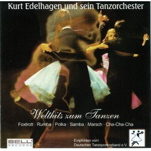 Kurt Edelhagen - Welthits Zum Tanzen - Preis vom 13.06.2021 04:45:58 h