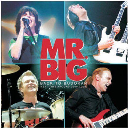 Mr.Big - Back to Budokan - Preis vom 16.10.2021 04:56:05 h