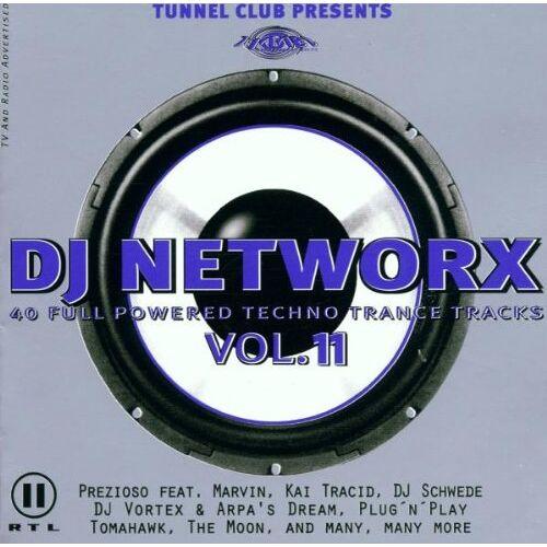 Various - DJ Networx Vol.11 - Preis vom 17.06.2021 04:48:08 h