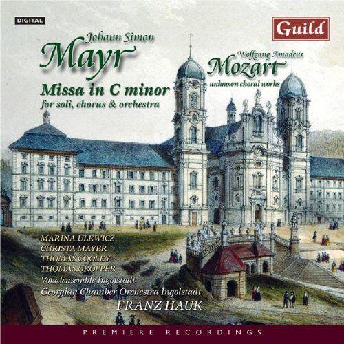Franz Hauk - Mayer Messe C-Moll - Preis vom 13.06.2021 04:45:58 h