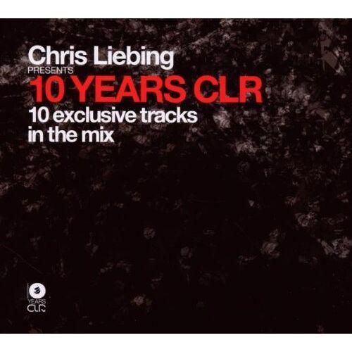 Chris Liebing - 10 Years Clr - Preis vom 12.10.2021 04:55:55 h