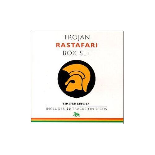 Various - Trojan Rastafari Box Set - Preis vom 17.05.2021 04:44:08 h