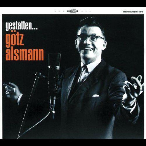 Götz Alsmann - Gestatten - Götz Alsmann - Preis vom 11.06.2021 04:46:58 h