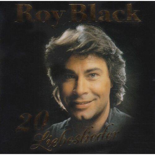 Roy Black - 20 Liebeslieder - Preis vom 21.06.2021 04:48:19 h