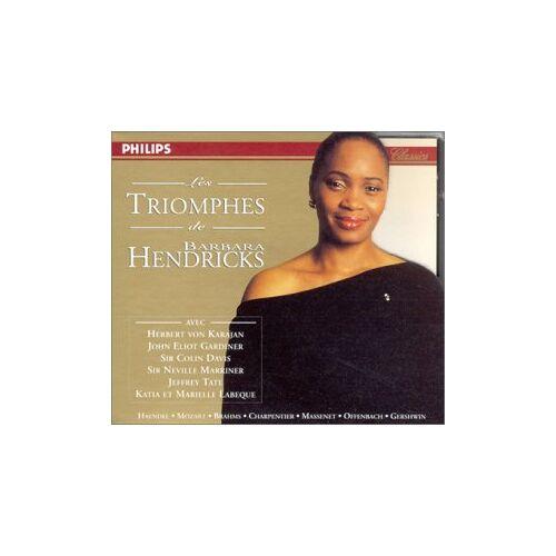 Barbara Hendricks - Triomphe B.Hendricks - Preis vom 16.06.2021 04:47:02 h
