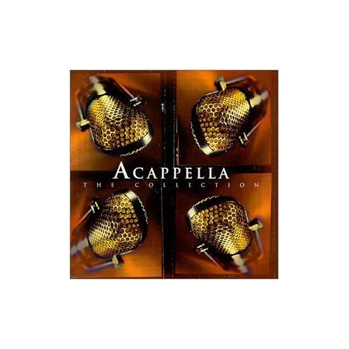 Acappella - Acappella Collection - Preis vom 16.06.2021 04:47:02 h