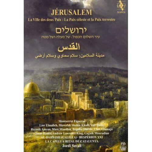 Savall - Jerusalem - Preis vom 16.06.2021 04:47:02 h
