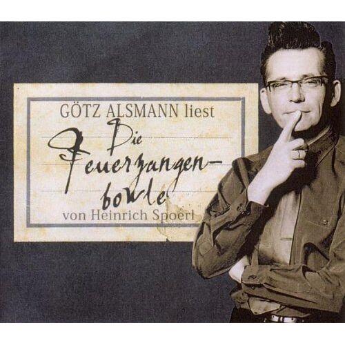 Götz Alsmann - Die Feuerzangenbowle - Preis vom 21.06.2021 04:48:19 h