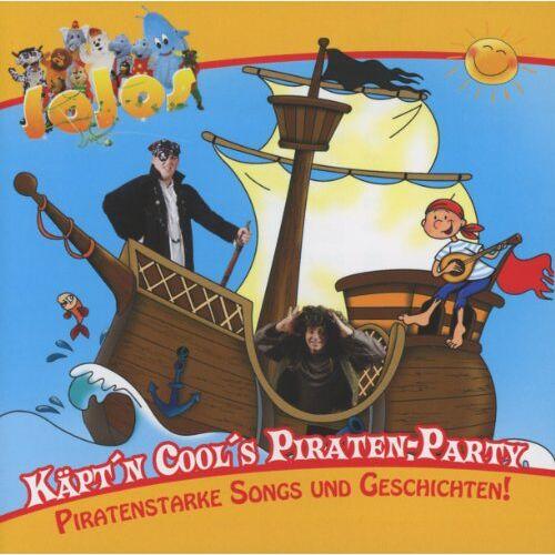 Jojos - Käpt'n Cool's Piraten-Party - Preis vom 29.07.2021 04:48:49 h
