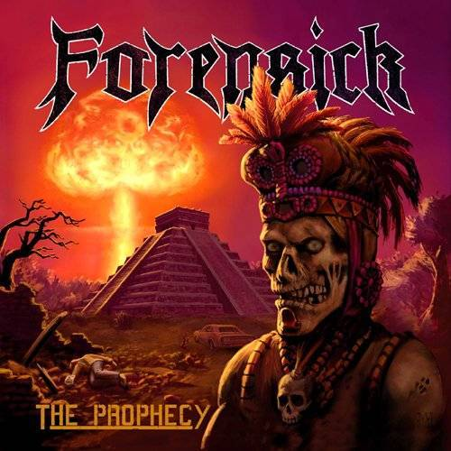 Forensick - The Prophecy - Preis vom 01.08.2021 04:46:09 h