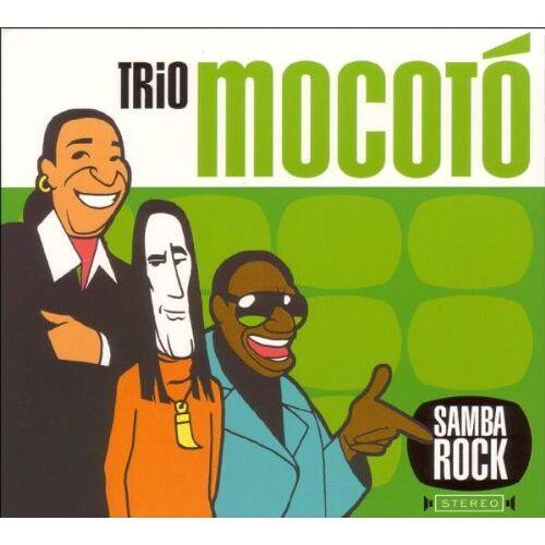 Trio Mocoto - Samba Rock - Preis vom 22.07.2021 04:48:11 h