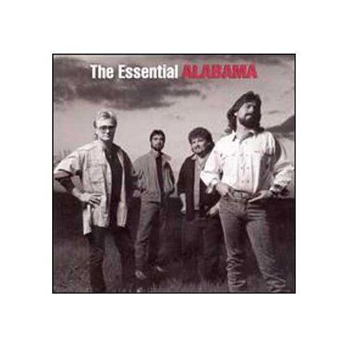 Alabama - The Essential Alabama - Preis vom 16.06.2021 04:47:02 h