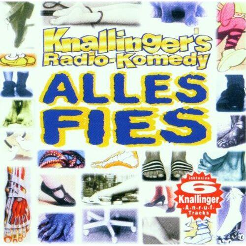 Knallinger - Knallinger's Radio Komedy Alle - Preis vom 22.06.2021 04:48:15 h