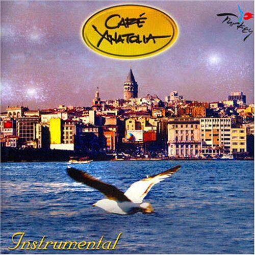 Various - Cafe Anatolia - Preis vom 08.09.2021 04:53:49 h