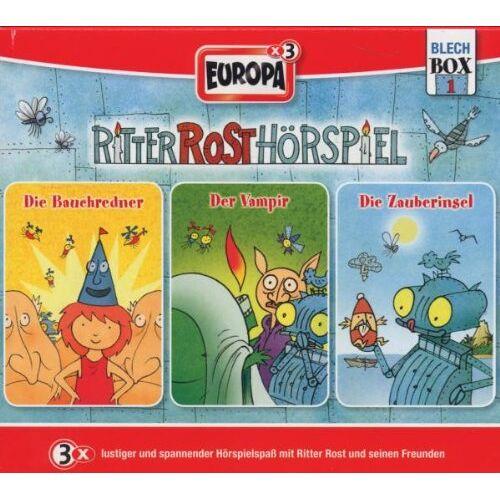 Ritter Rost - 01/Ritter-Box - Preis vom 01.08.2021 04:46:09 h