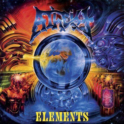 Atheist - Elements (Re-Issue) - Preis vom 16.10.2021 04:56:05 h