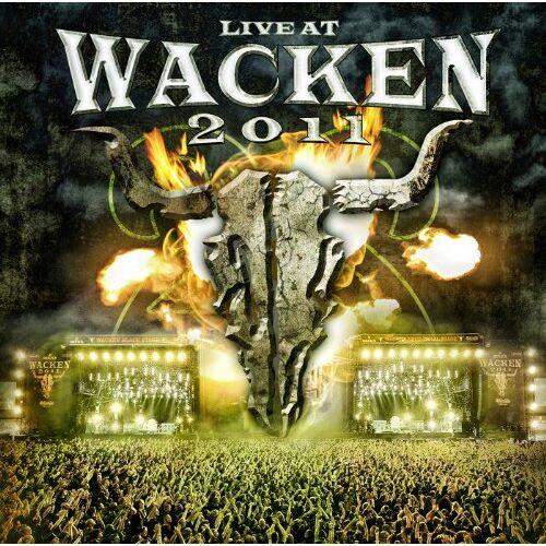 Various - Wacken 2011-Live at Wacken Open Air - Preis vom 14.06.2021 04:47:09 h