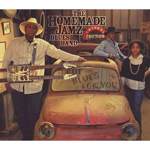Homemade Jamz Blues Band - I Got Blues for You - Preis vom 16.05.2021 04:43:40 h