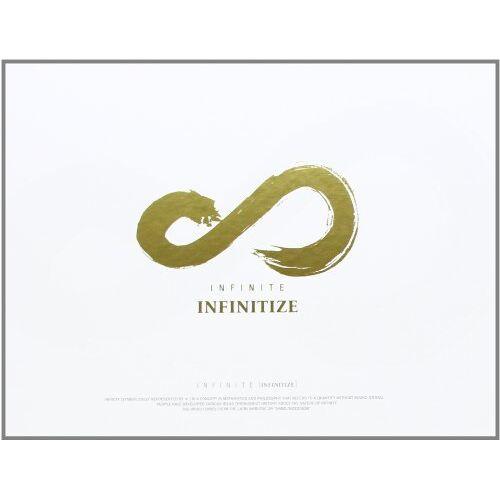 Infinite - Infinitize [Mini Album] - Preis vom 20.06.2021 04:47:58 h