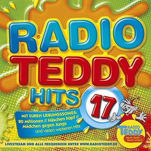 - Radio TEDDY Hits Vol. 17 - Preis vom 22.06.2021 04:48:15 h