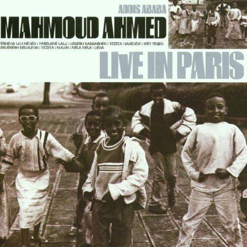 Mahmoud Ahmed - Live in Paris - Preis vom 09.06.2021 04:47:15 h