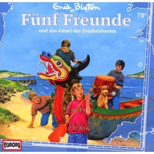 Fünf Freunde - 079/Und Das Rätsel Drachenbootes - Preis vom 13.06.2021 04:45:58 h