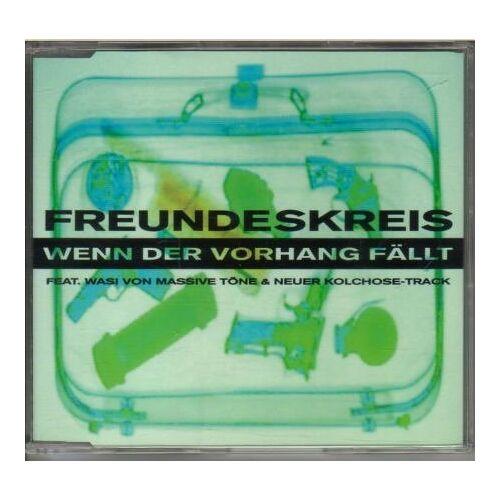 Freundeskreis - Wenn der Vorhang Fäl - Preis vom 09.06.2021 04:47:15 h