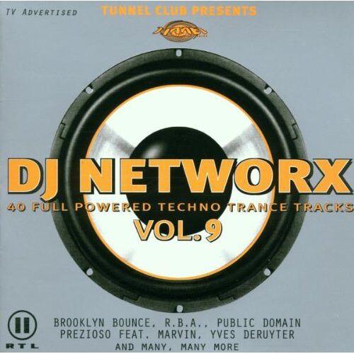 Various - DJ Networx Vol.9 - Preis vom 17.06.2021 04:48:08 h