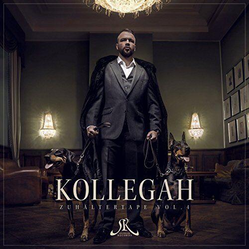 Kollegah - Zuhältertape Volume 4 - Preis vom 15.06.2021 04:47:52 h