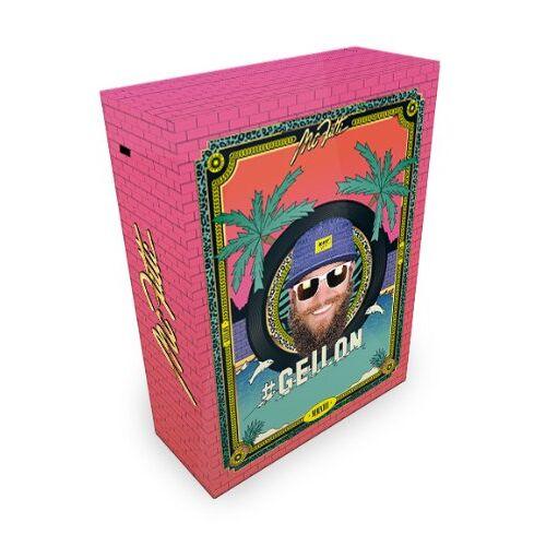 Mc Fitti - #Geilon (inkl. Bonus-CD + T-Shirt Gr. L / exklusiv bei Amazon.de) - Preis vom 27.07.2021 04:46:51 h