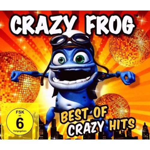 Crazy Frog - Best of Crazy Hits - Preis vom 21.06.2021 04:48:19 h