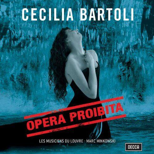 Cecilia Bartoli - Opera Proibita (Special Limited Edition) - Preis vom 11.10.2021 04:51:43 h