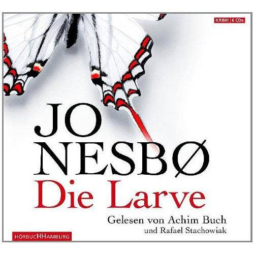Jo Nesboe - Die Larve (6 CDs) - Preis vom 19.06.2021 04:48:54 h