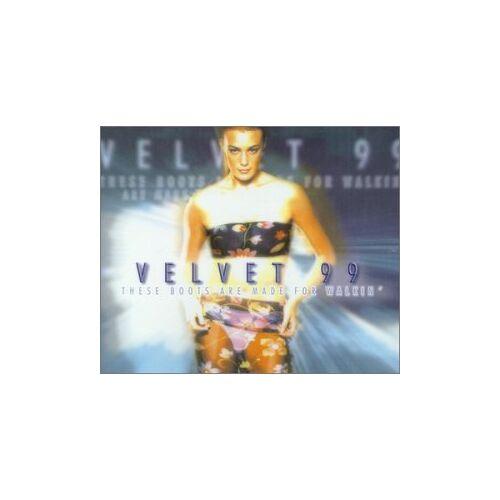 Velvet 99 - These Boots Are Made for Walki - Preis vom 19.06.2021 04:48:54 h