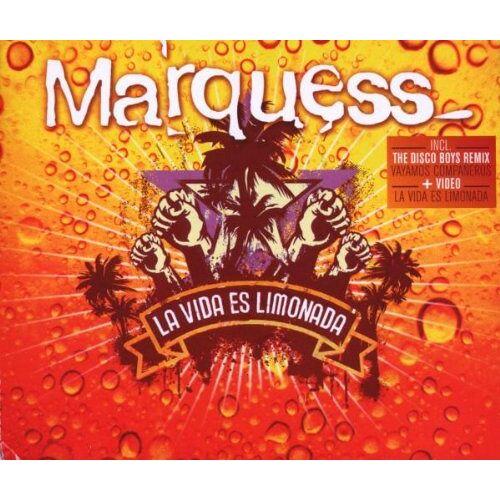 Marquess - La Vida Es Limonada - Preis vom 16.06.2021 04:47:02 h