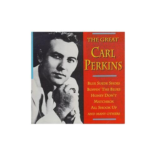 Carl Perkins - The Great Carl Perkins - Preis vom 21.06.2021 04:48:19 h