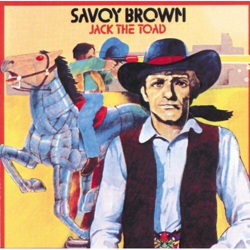 Savoy Brown - Jack The Toad - Preis vom 16.05.2021 04:43:40 h