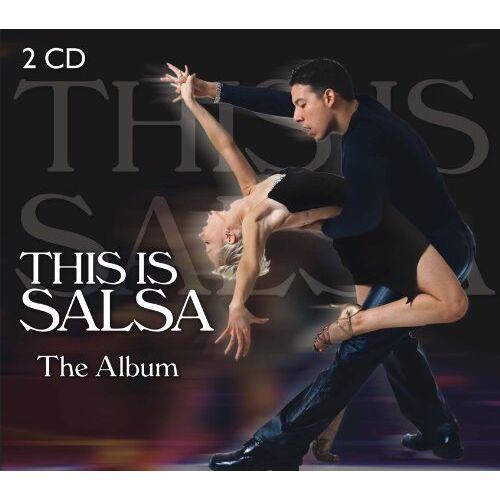 Los Tupamaros - This Is Salsa / The Best Of Salsa - 2 CD - Preis vom 28.07.2021 04:47:08 h