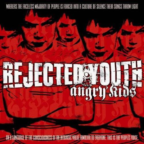 Rejected Youth - Angry Kids - Preis vom 16.06.2021 04:47:02 h