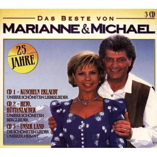 Marianne & Michael - Das Beste Von Marianne & Michael - Preis vom 11.06.2021 04:46:58 h