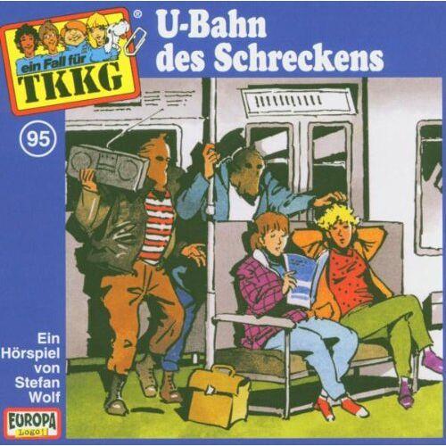 Tkkg 95 - 095/U-Bahn des Schreckens - Preis vom 11.06.2021 04:46:58 h