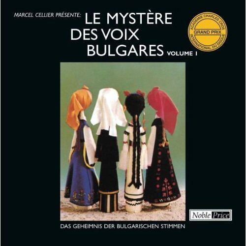 Bulgarischer Frauen Chor - Le Mystere des Voix Bulgares 1 - Preis vom 13.10.2021 04:51:42 h