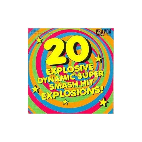 Va-Twenty Explosive Dynamic Su - 20 Explosive Dynamic Sup. - Preis vom 15.06.2021 04:47:52 h