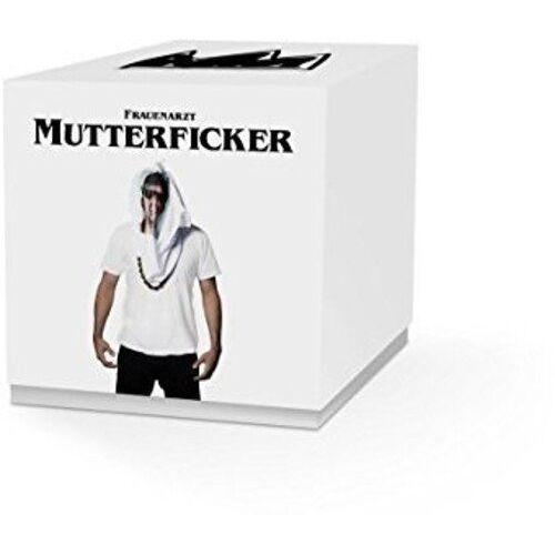 Frauenarzt - Mutterficker (Limited Deluxe Box) - Preis vom 22.06.2021 04:48:15 h