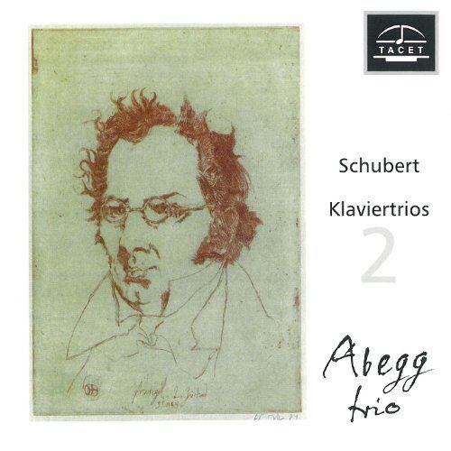 Klaviertrios Vol.2 [Abegg Trio - Schubert Klaviertrios Vol.2 - Preis vom 11.06.2021 04:46:58 h