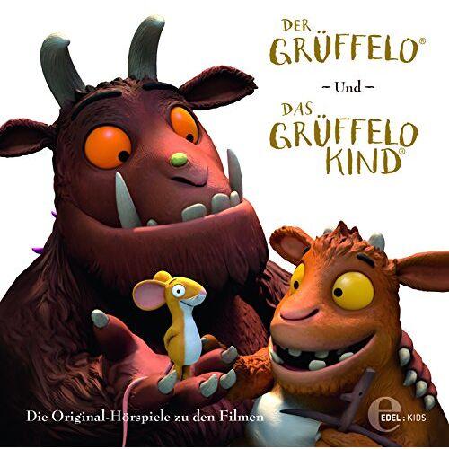 Der Grüffelo - Sonder-Edition (Der Grüffelo + Das Grüffelokind in einer Box) - Preis vom 15.09.2021 04:53:31 h